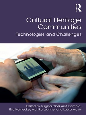cover image of Cultural Heritage Communities