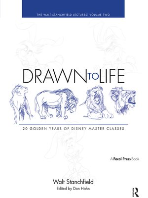 cover image of Drawn to Life--Volume 2