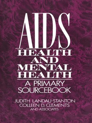 cover image of AIDS, Health, and Mental Health