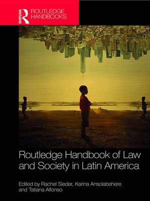 cover image of Routledge Handbook of Law and Society in Latin America