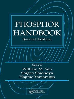 cover image of Phosphor Handbook