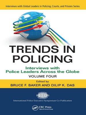 cover image of Trends in Policing