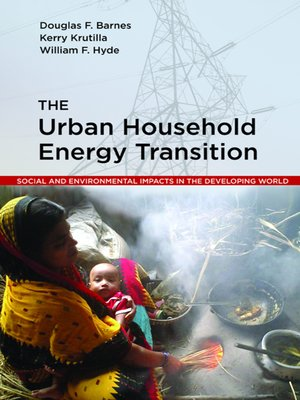 cover image of The Urban Household Energy Transition