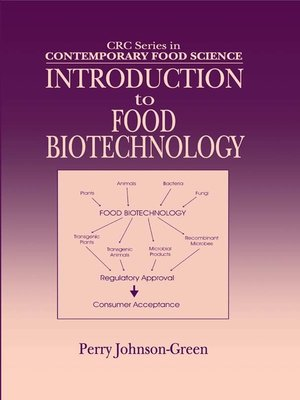 cover image of Introduction to Food Biotechnology