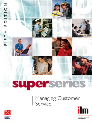 cover image of Managing Customer Service