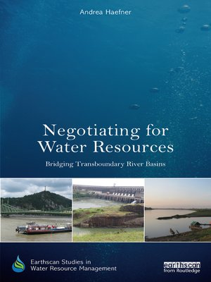 cover image of Negotiating for Water Resources