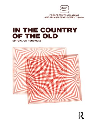 cover image of In the Country of the Old