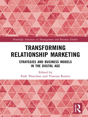 cover image of Transforming Relationship Marketing