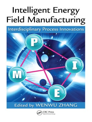 cover image of Intelligent Energy Field Manufacturing