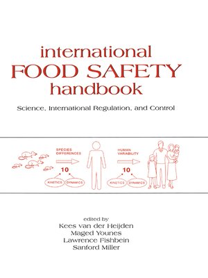 cover image of International Food Safety Handbook