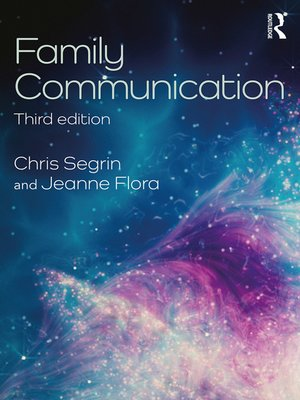 cover image of Family Communication