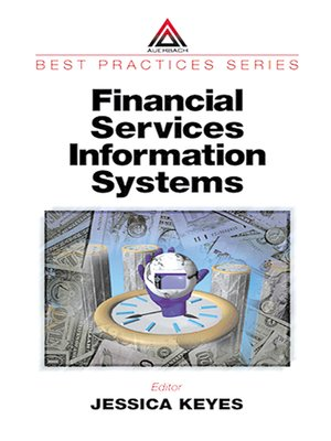 cover image of Financial Services Information Systems