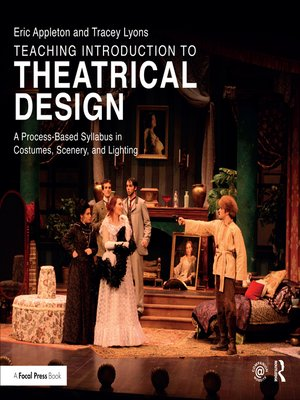 cover image of Teaching Introduction to Theatrical Design