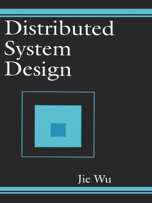 cover image of Distributed System Design