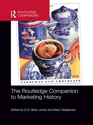 cover image of The Routledge Companion to Marketing History