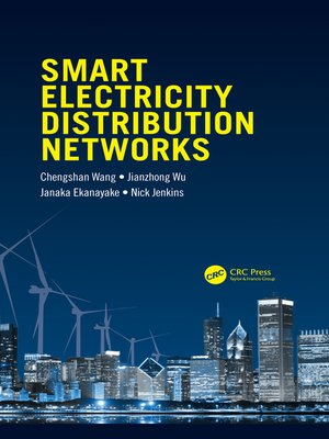 cover image of Smart Electricity Distribution Networks