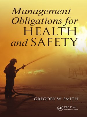 cover image of Management Obligations for Health and Safety