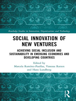 cover image of Social Innovation of New Ventures