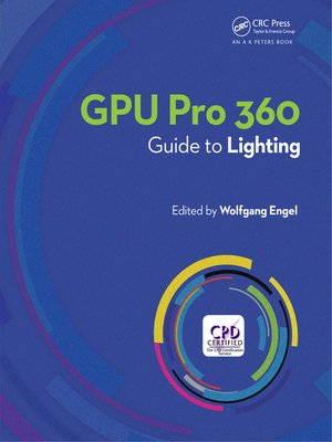 cover image of GPU Pro 360 Guide to Lighting