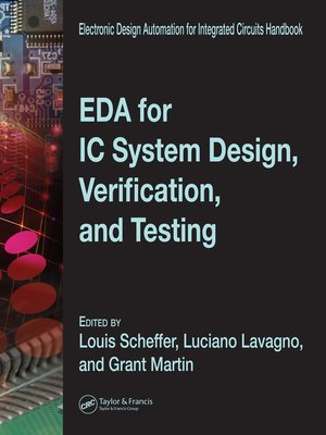 cover image of EDA for IC System Design, Verification, and Testing
