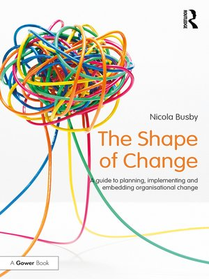cover image of The Shape of Change