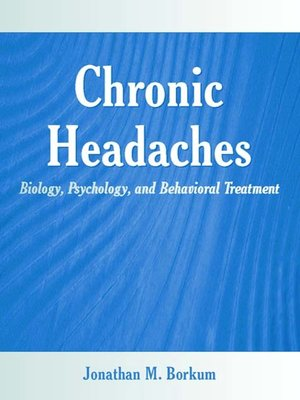cover image of Chronic Headaches