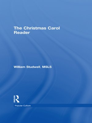 cover image of The Christmas Carol Reader