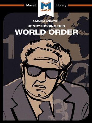 cover image of World Order