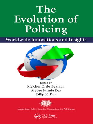 cover image of The Evolution of Policing