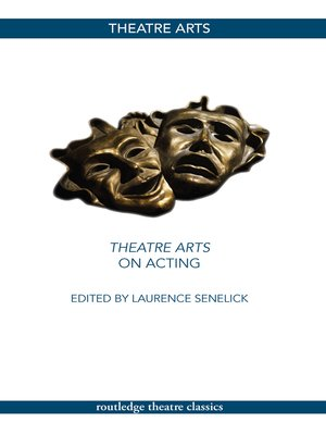 cover image of Theatre Arts on Acting