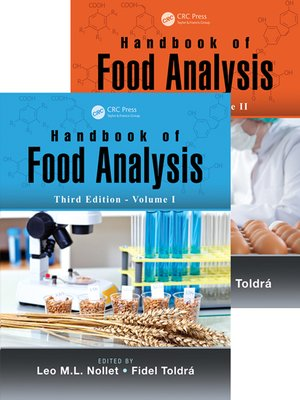 cover image of Handbook of Food Analysis--Two Volume Set