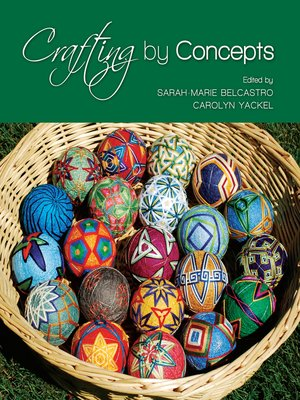 cover image of Crafting by Concepts