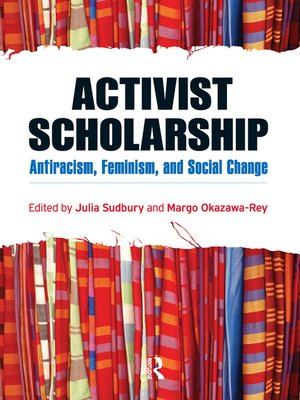cover image of Activist Scholarship