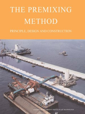cover image of The Premixing Method