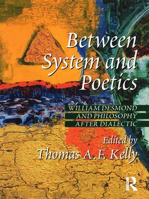 cover image of Between System and Poetics
