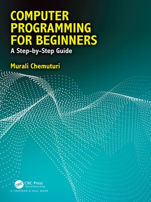 cover image of Computer Programming for Beginners