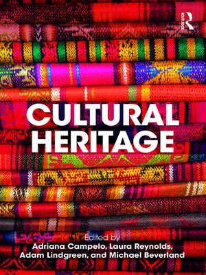 cover image of Cultural Heritage