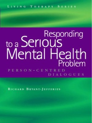 cover image of Responding to a Serious Mental Health Problem