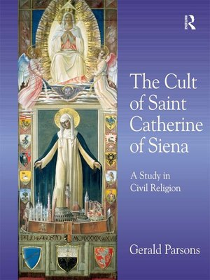 cover image of The Cult of Saint Catherine of Siena