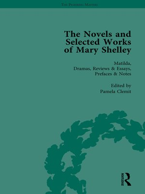 cover image of The Novels and Selected Works of Mary Shelley Vol 2