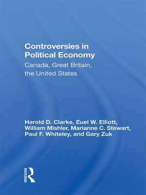 cover image of Controversies In Political Economy