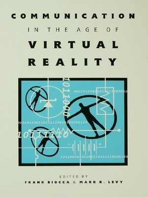cover image of Communication in the Age of Virtual Reality
