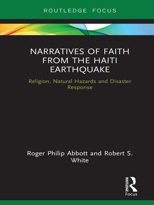 cover image of Narratives of Faith from the Haiti Earthquake