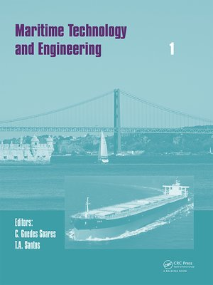 cover image of Maritime Technology and Engineering
