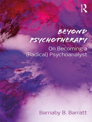 cover image of Beyond Psychotherapy