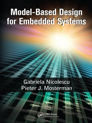 cover image of Model-Based Design for Embedded Systems