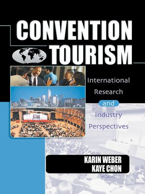 cover image of Convention Tourism