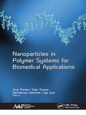 cover image of Nanoparticles in Polymer Systems for Biomedical Applications
