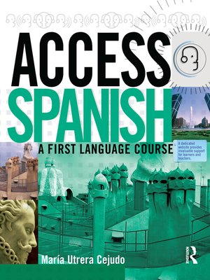 cover image of Access Spanish