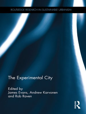 cover image of The Experimental City